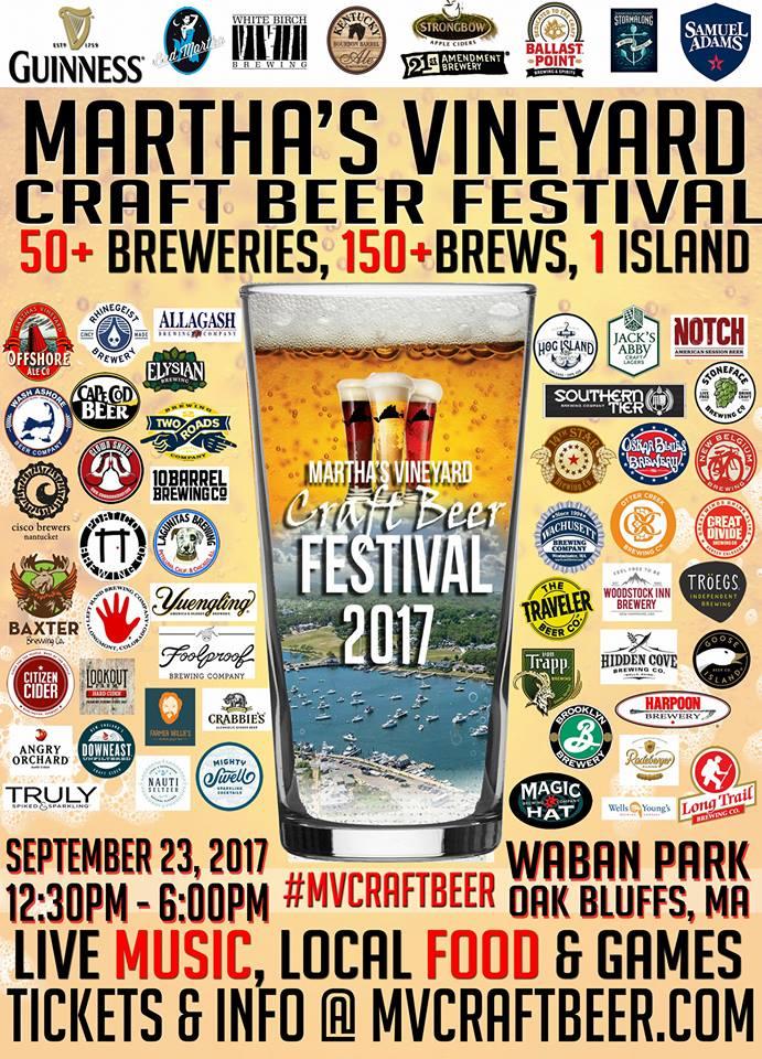 MV Craft Beer Fest